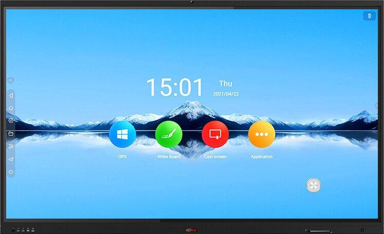 interactive flat panel 16L